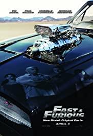 Fast and Furious 4 (2009) เร็วแรงทะลุนรก 4 ยกทีมซิ่ง แรงทะลุไมล์