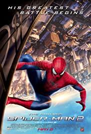 The Amazing Spider Man 2 (2014) ดิ อะเมซิ่ง สไปเดอร์แมน 2