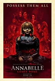 Annabelle 3 Comes Home (2019) แอนนาเบลล์ 3 ตุ๊กตาผีกลับบ้าน