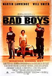 Bad Boys 1 (1995) แบดบอยส์ คู่หูขวางนรก