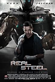 Real Steel (2011) ศึกหุ่นเหล็กกำปั้นถล่มปฐพี