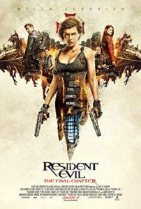 Resident Evil 6 The Final Chapter (2016) ผีชีวะ 6 อวสานผีชีวะ