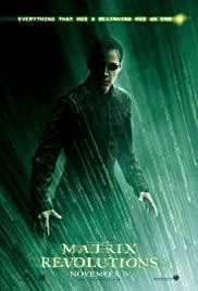 The Matrix 3 Revolutions (2003) เดอะ เมทริกซ์ เรฟโวลูชั่นส์ ปฏิวัติมนุษย์เหนือโลก