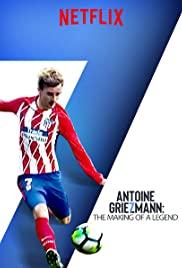 Antoine Griezmann The Making of a Legend (2019) กว่าจะเป็นตำนาน