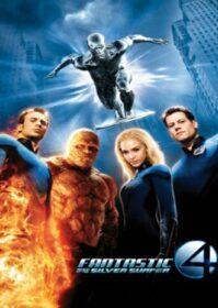 Fantastic Four 2 (2007) สี่พลังคนกายสิทธิ์ 2 กำเนิดซิลเวอร์ เซิรฟเฟอร์