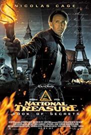National Treasure Book of Secrets (2007) ปฏิบัติการเดือดล่าบันทึกสุดขอบโลก
