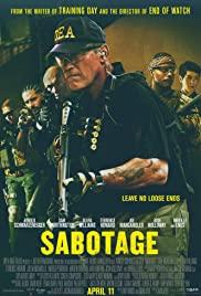 Sabotage (2014) คนเหล็กล่านรก