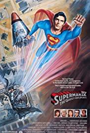 Superman IV The Quest for Peace (1987) ซูเปอร์แมน IV เดอะ เควสท์ ฟอร์ พีซ
