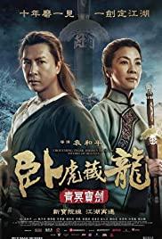 Crouching Tiger Hidden Dragon Sword of Destiny (2016) พยัคฆ์ระห่ำ มังกรผยองโลก