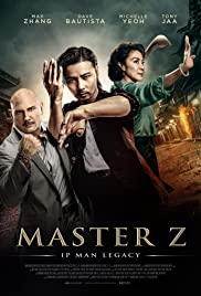 Master Z The Ip Man Legacy (2018) ยิปมัน ตำนานมาสเตอร์ Z