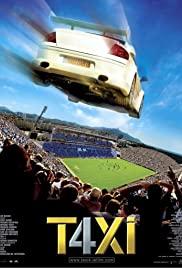 Taxi 4 (2007) แท็กซี่ 4 ซิ่งระเบิด บ้าระห่ำ