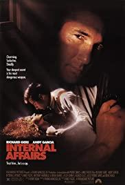 Internal Affairs (1990) เหี้ยมกำลังห้า