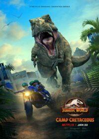 Jurassic World Camp Cretaceous 2 (2021) จูราสสิค เวิลด์ ค่ายครีเทเชียส 2