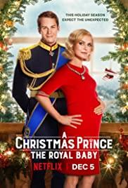 A Christmas Prince The Royal Baby (2019) เจ้าชายคริสต์มาส รัชทายาทน้อย