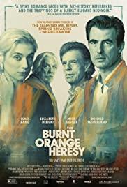 The Burnt Orange Heresy (2019) หลุมพรางแห่งความหลงใหล