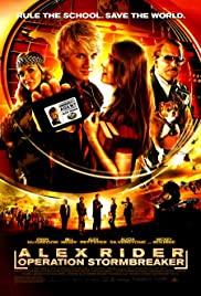 Alex Rider Stormbreaker (2006) ยอดจารชนดับแผนล้างโลก