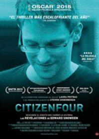 Citizenfour (2014) แฉกระฉ่อนโลก