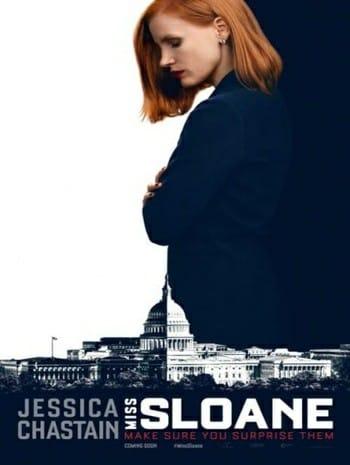Miss Sloane (2016) มิสสโลน เธอโลกทึ่ง