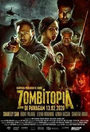 Zombitopia (2021) นครซอมบี้ Disney+ Hotstar