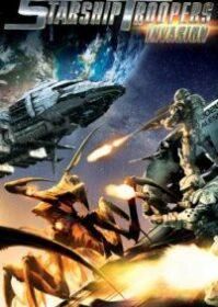 Starship Troopers Invasion (2012) สงครามหมื่นขาล่าล้างจักรวาล 4 บุกยึดจักรวาล