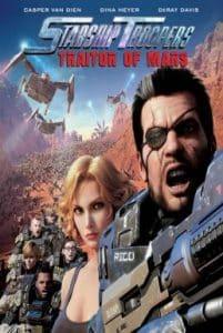 Starship Troopers Traitor of Mars (2017) สงครามหมื่นขา ล่าล้างจักรวาล สหพันธรัฐทหาร