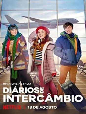 The Secret Diary Of An Exchange Student (2021) ไดอารี่ลับนักเรียนแลกเปลี่ยน