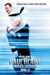 Paul Blart Mall Cop 2 (2015) พอล บลาร์ท ยอดรปภ.หงอไม่เป็น